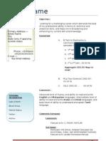 1562426643?v=1 Telecom Resume Format Download on