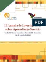 Libro Aprendizaje Servicio