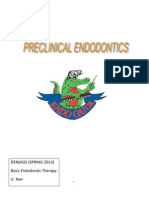 Preclinical Manual