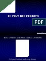 Test Del Cerdito