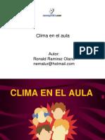 Clima Aula