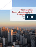 Monitor Pharma Prescription Launches in Emerging Markets 083112