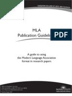 MLA Handbook[1]