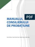 manual probatiune