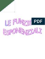 Le Funzioni Esponenziali