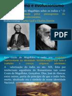 Romantismo e evolucionismo Ivaneide.pptx