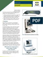 Instrument Profile 2011 Issue 1