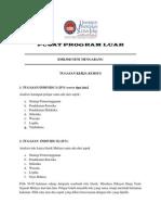PJJ-Kerja Kursus BMK3043 Seni Mengarang