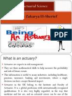 Actuarial Science