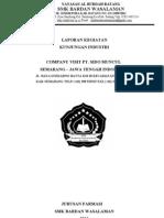 Proposal Kunjungan Industri I 2011
