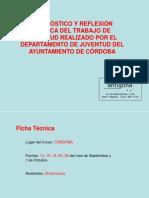 Plan de trabajo Juventud Córdoba