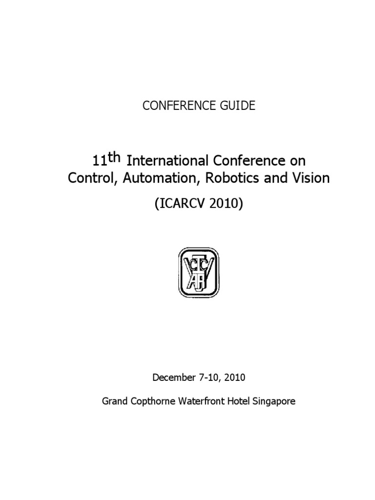 Icarcv 2010 conference guide computer vision institute of icarcv 2010 conference guide computer vision institute of electrical and electronics engineers fandeluxe Gallery