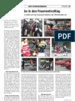 Einblicke in den Feuerwehralltag