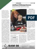 Familie beeinflusst Bildungschancen