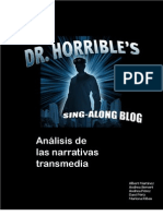 Narrativas Transmedia Dr Horrible