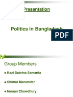 politics in bangladesh