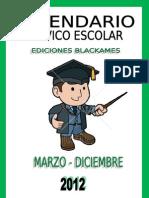 CALENDARIO CIVICO ESCOLAR