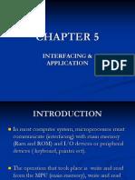 Interfacing & Application