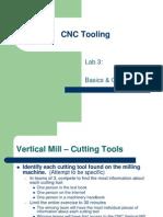 Lab 3 - CNC Tooling
