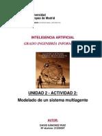 IA-U2-A2-Modelado de un sistema multiagente-David Sánchez