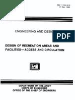 Design of Recreation Areas