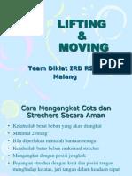 Lifting & Moving