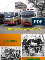 Ambulance Operation