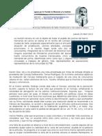2013-04-25 Prostitucion y Espacio Urbano Tercera Reunion Notas