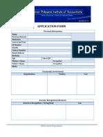 JPIA1314 Application Form