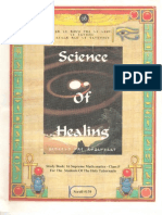 Science of Healing (Supreme Mathematics)