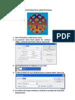 Pelota 3d en Adobe Photoshop
