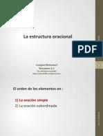71.6Laestructuraoracional