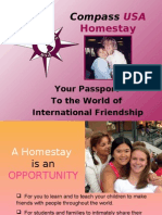 Become a Host Family
