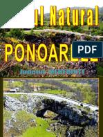 Podul Natural Ponoarele. Jud. Mehedinti.