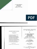 Development Operatoire de L'ENFANT ENTRE 6 ET 12 ANS