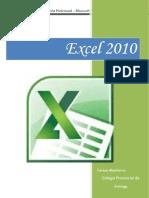 Apunte de Excel 2012