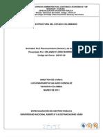 Actividad No 2 ENSAYO Etructura Del Estado