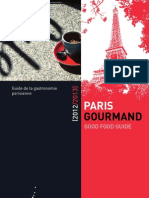 Paris Gourmand 2012 2013