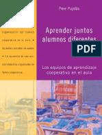 Pujolàs - Aprender junto alumnos diferentes