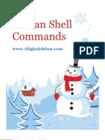 Debian Shell Commands List