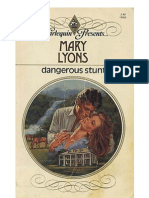Lyons, Mary - Dangerous Stunt