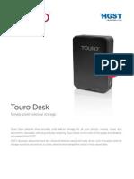 TouroDesk 3.0 Datasheet 0812 LR
