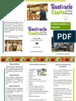 Brochure Santuario Canita