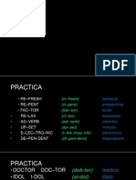 Pronounciation Lesson 1-4