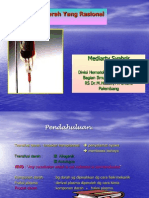 Transfusi Darah Yg Rasional