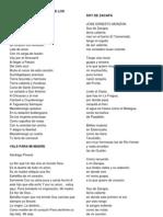 Cantos Guatemaltecos Con Su Autor