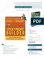 Sticky Profit Builder