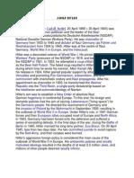 Adolf Hitler History Wiki Part 1