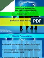 Bentuk Dan Jenis Perniagaan KH(PK) Ting 1
