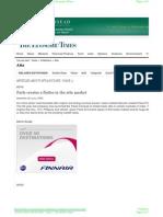 Articles.economictimes.indiatimes.com Keyword Atta Recen